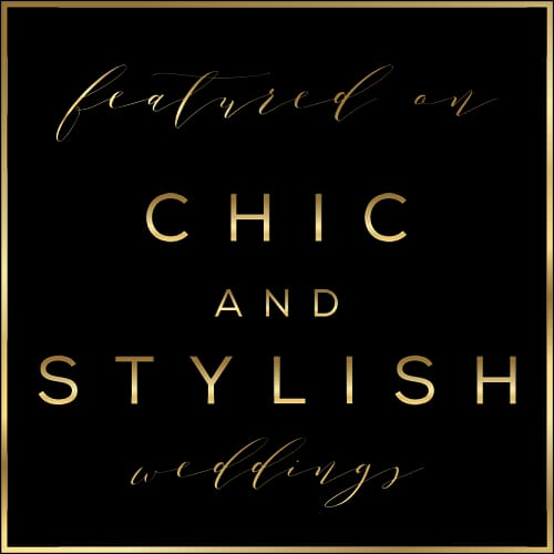 chicandstylishweddings.com
