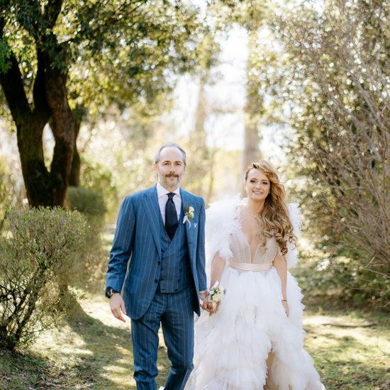 Elena Nicola, Matrimonio a Sassoferrato