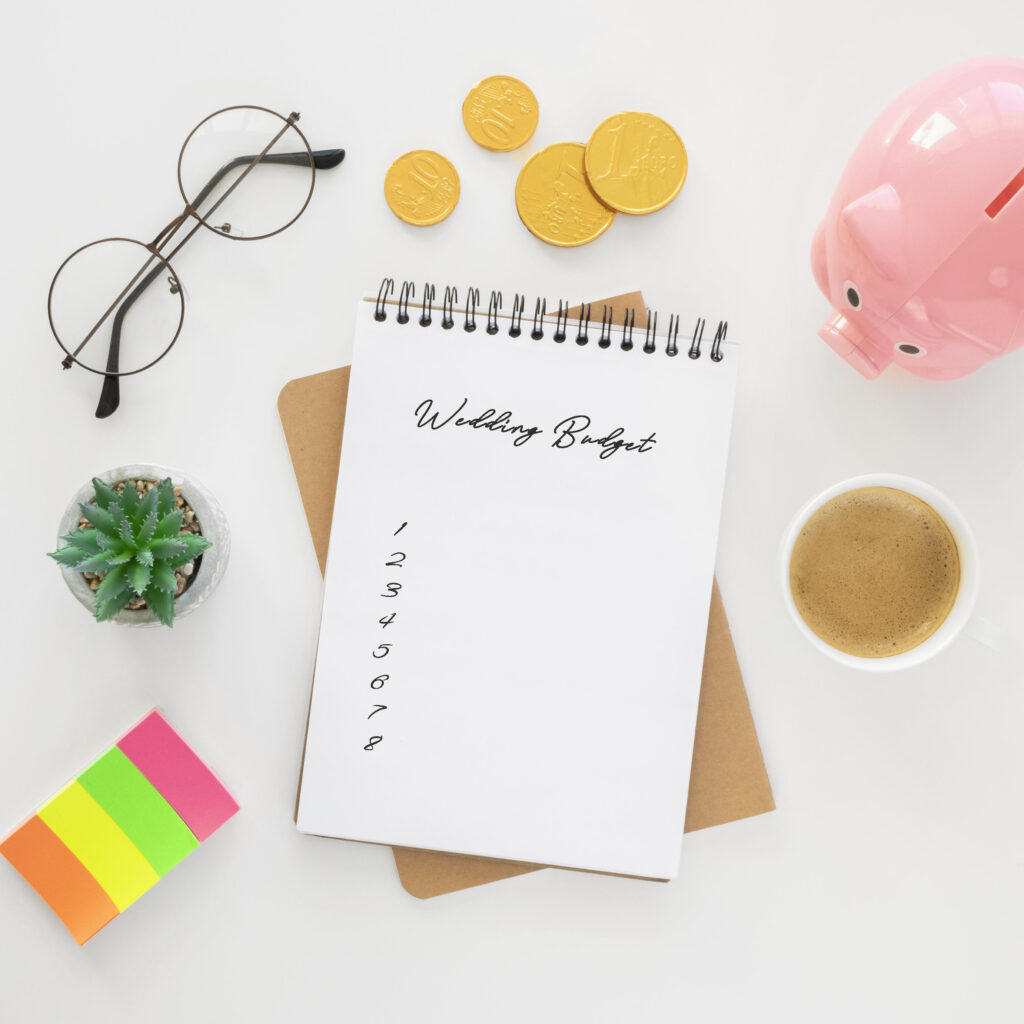 top-view-financial-elements-arrangement-with-empty-notepad
